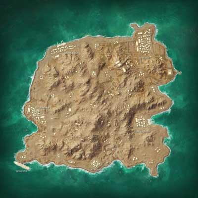 Maps karakin