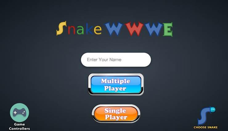 Snake WWWE