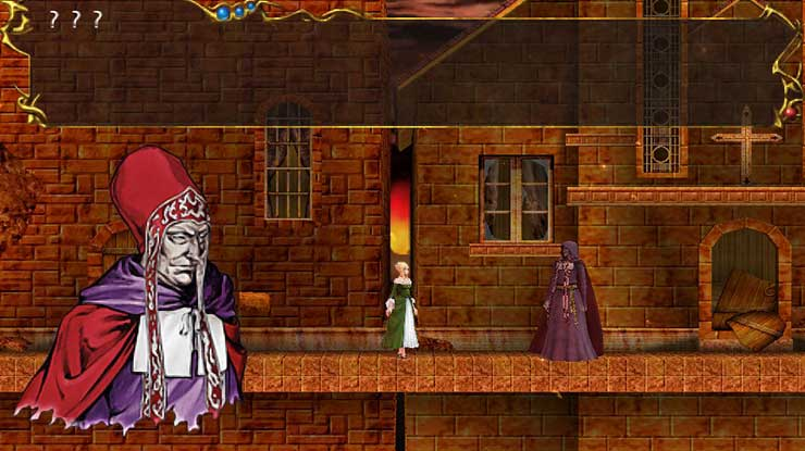 3. Castlevania Dracula x Chronicles