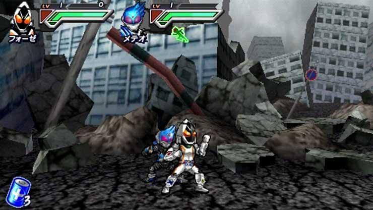 All Kamen Rider Rider Generation 2