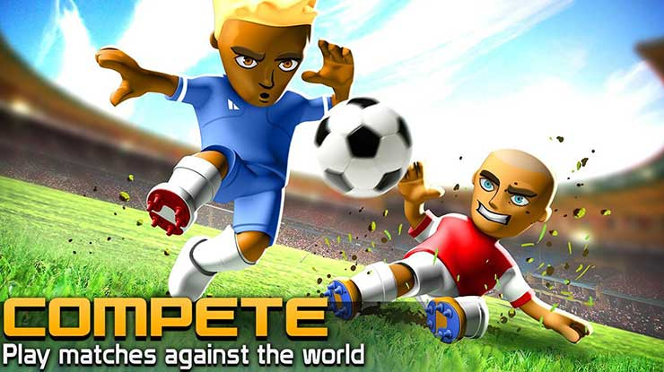 BIG WIN Soccer World Football 18