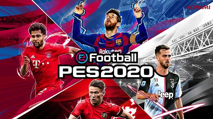 Cara Top Up PES 2020 Mobile di Android