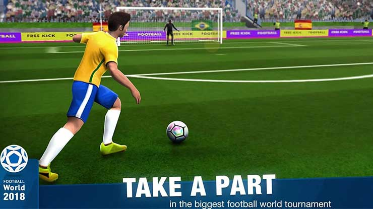 Free Kicks Soccer 2