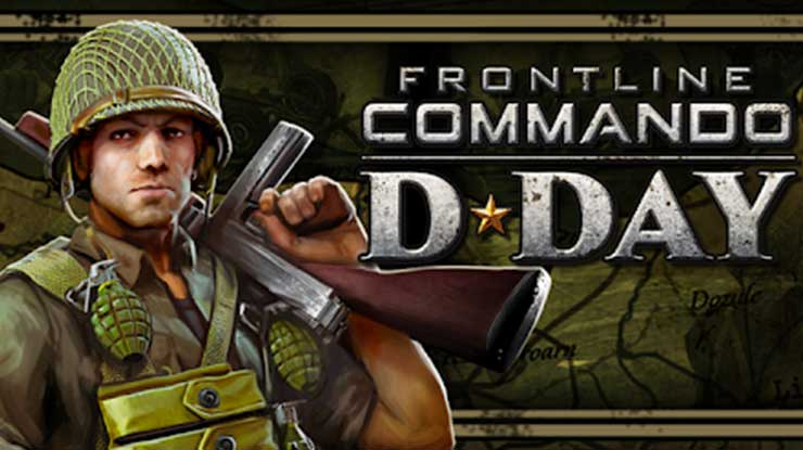Frontline Commando D Day