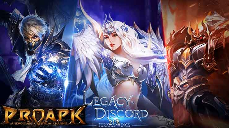 Legacy of Discord Furious Wings