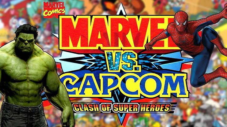 Marvel vs Capcom – Clash of Super Heroes
