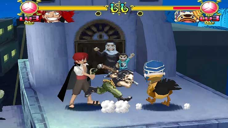 One Piece Grand Battel 2