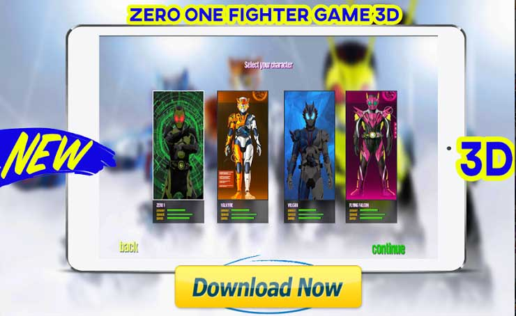 Rider Zero One Henshin Heroes Fighter Wars