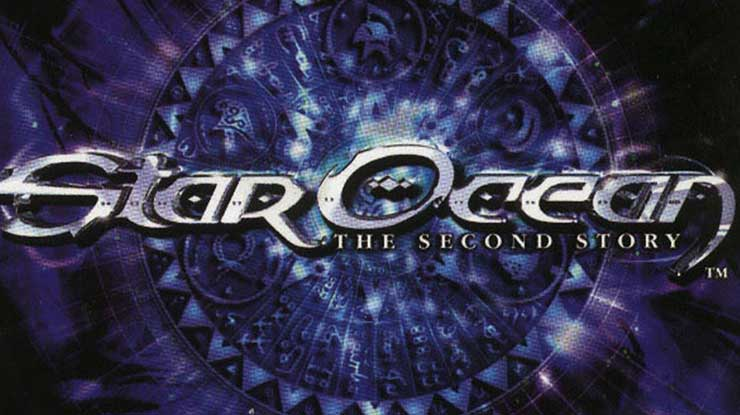 Star Ocean The Second Stories