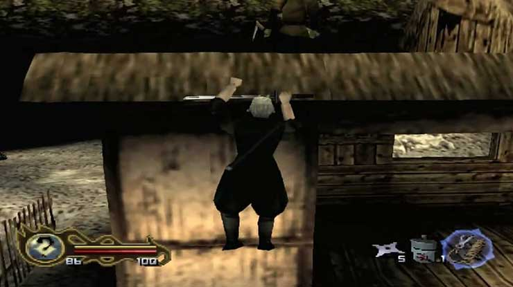 Tenchu 2 – Birth of The Stealth Assasins