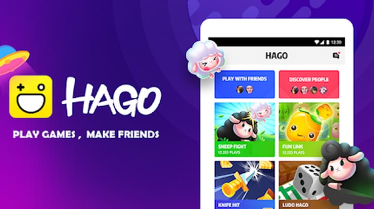 Top Up Hago Murah Terbaru