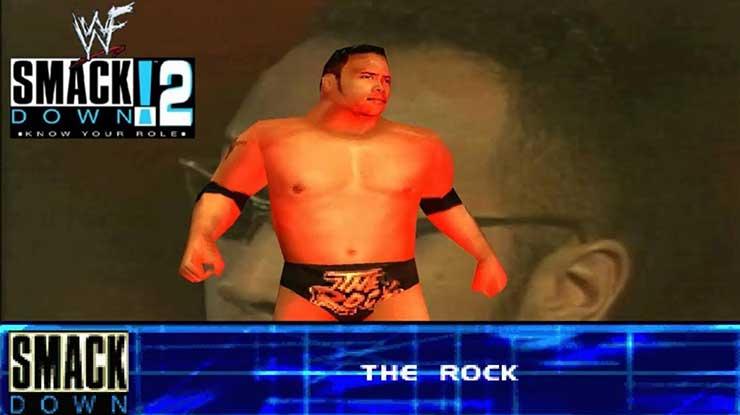 WWF Smack Down 2
