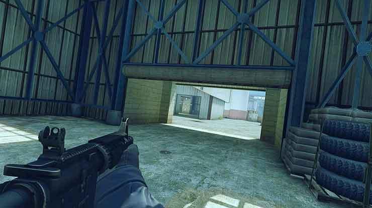 1. Black Ops SWAT