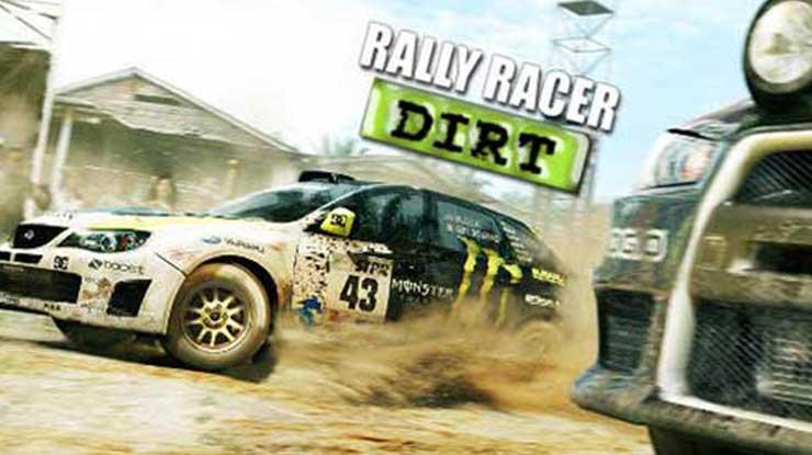 1. Dirt Rally