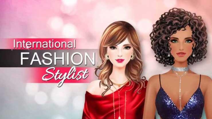 1. International Fashion Stylist