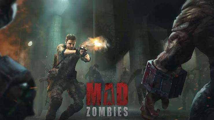 10. MAD ZOMBIES