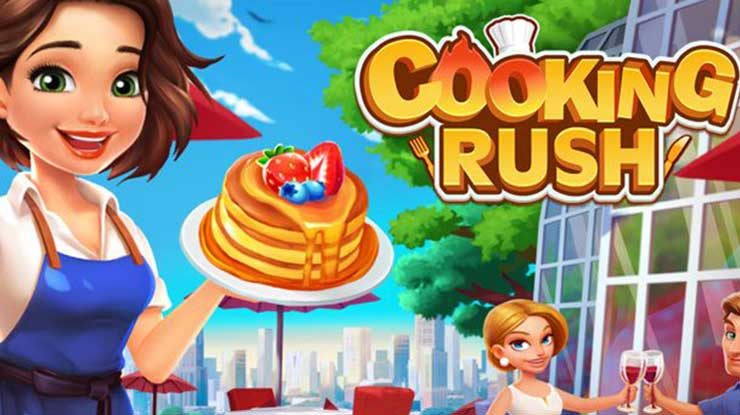 11. Cooking Rush Chefs Fever