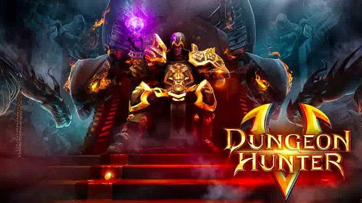 13 Dungeon Hunter 5