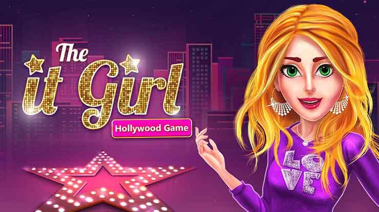 13. It Girl Fashion Celebrity Dress Up Game