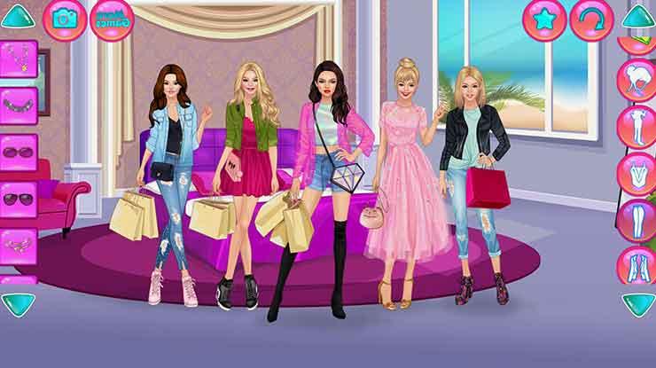 14. Girls Squad Fashion