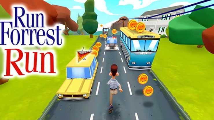 14. Run Forrest Run