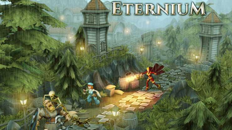 15. Eternium