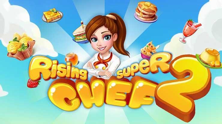 15. Rising Super Chef