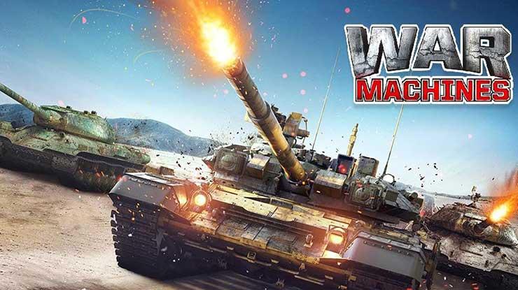16. War Machines