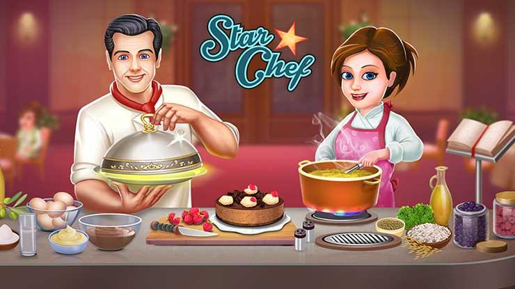 17. Chef Bintang Permainan Memasak