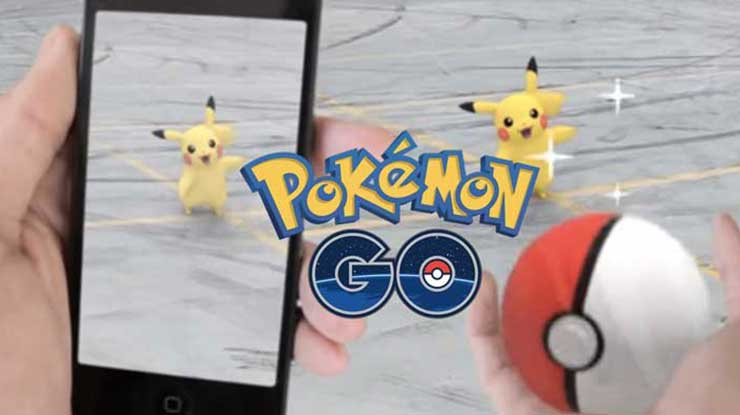 17. Pokemon GO
