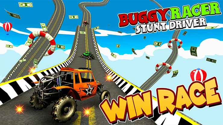 18. Buggy Stunt Driver