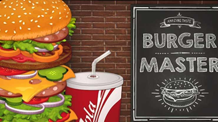 18. Burger Cooking Simulator
