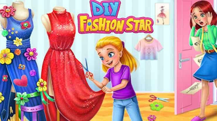 18. DIY Fashion Star