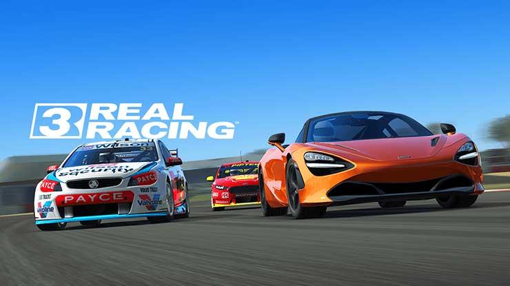 18. Real Racing 3