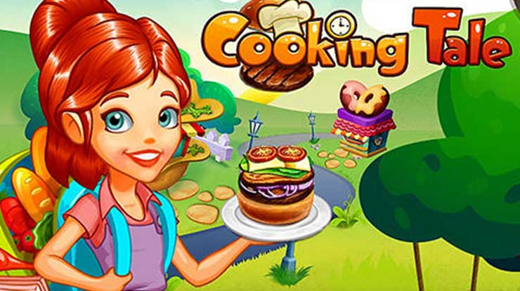 19. Cooking Tale Food Games