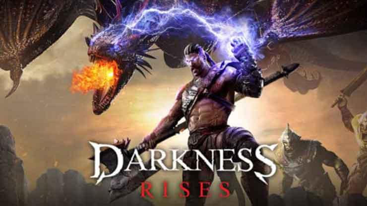 19. Darkness Rises