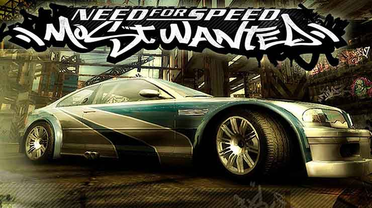 2. Need For Speed Most Wanted