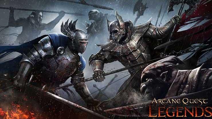23. Arcane Quest Legends