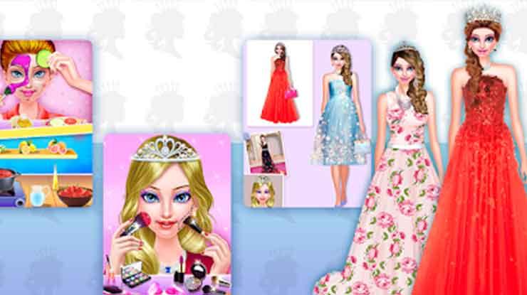 24. Princess Fashion Designer