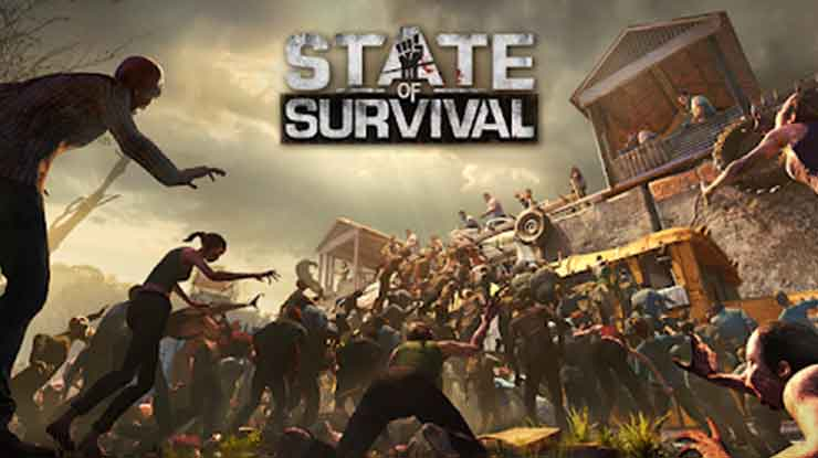 25. State of Survival Zombie War