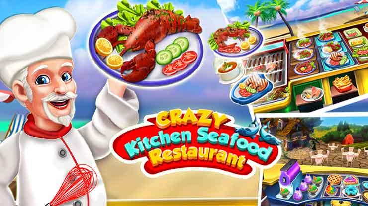 26. Crazy Kitchen Seafood Restaurant Chef