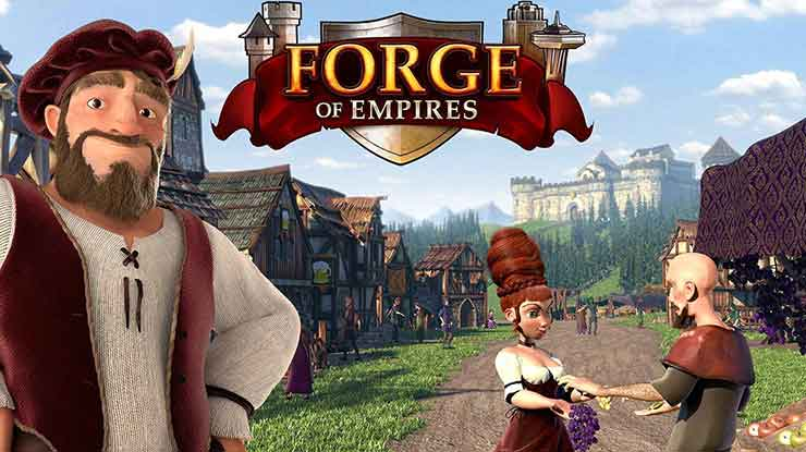 26. Forge of Empires Build a City