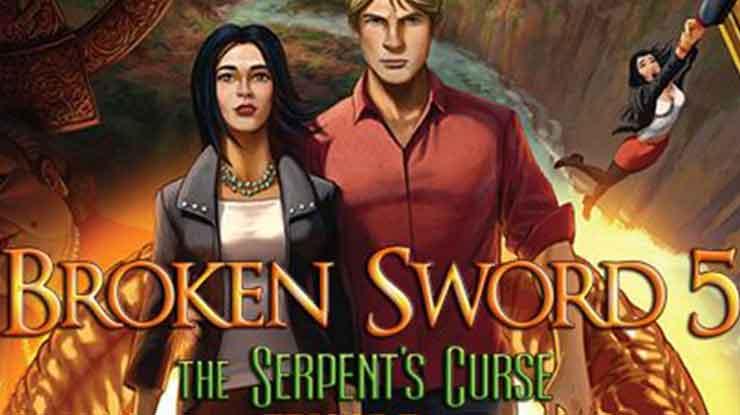 27. Broken Sword 5