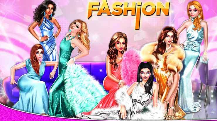 27. Fashion ShowStopper Model Girls Beauty Salon Game