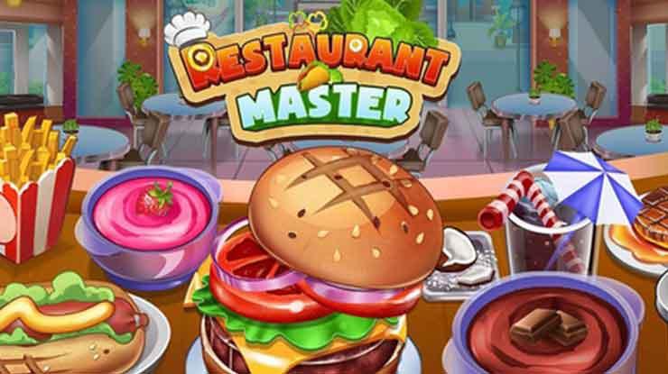27. Restaurant Master Kitchen Chef Cooking Game