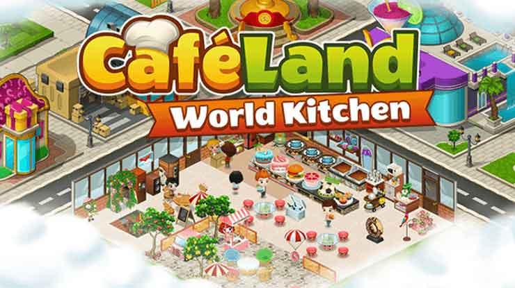 28. Cafeland World Kitchen