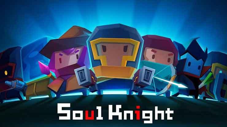 28. Soul Knight