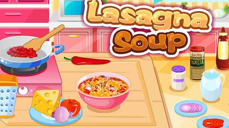 29. Sup Lasagna
