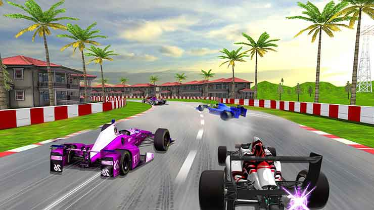 29. Top Speed Formula Racing