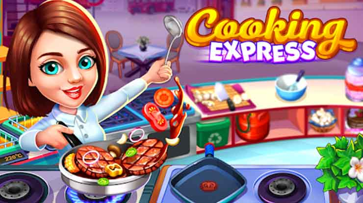 3. Cooking Express
